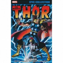 Thor Epic Collection: Runequest av Doug Moench, Alan Zelenetz og Steven Grant (Heftet)
