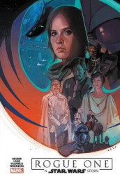 Star Wars: Rogue One Adaptation av Jody Houser og Duane Swierczynski (Innbundet)