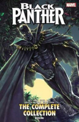 Omslag - Black Panther By Christopher Priest: The Complete Collection Vol. 3