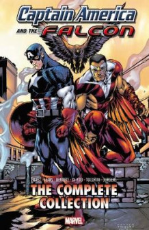 Captain America & The Falcon By Christopher Priest: The Complete Collection av Christopher Priest (Heftet)