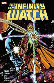 Infinity Watch: Vol. 1 av Jim Starlin (Heftet)