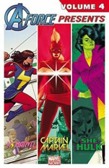 A-Force Presents: Vol. 4 av Kelly Sue DeConnick, Nathan Edmondson og G. Willow Wilson (Heftet)