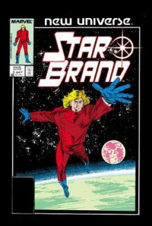 Star Brand: New Universe Vol. 1: Vol. 1 av Jim Shooter (Heftet)
