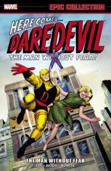 Daredevil Epic Collection: The Man Without Fear av Stan Lee (Heftet)