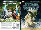Omslag - Star Wars Legends Epic Collection: the Clone Wars Vol. 1: Volume 1