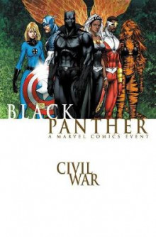 Civil War: Black Panther (new Printing) av Reginald Hudlin (Heftet)
