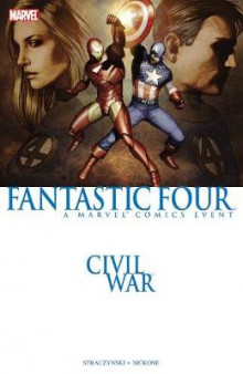 Civil War: Fantastic Four (New Printing) av Stan Lee og Dwayne McDuffie (Heftet)