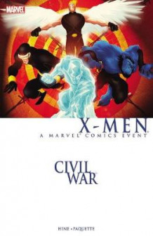 Civil War: X-men (new Printing) av David Hine (Heftet)
