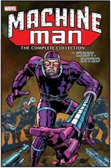 Machine Man by Kirby & Ditko: The Complete Collection av Jack Kirby og Tom DeFalco (Heftet)