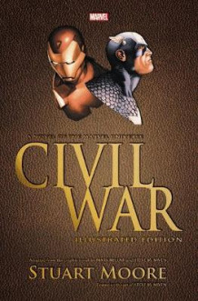Civil War Illustrated Prose Novel av Stuart Moore (Innbundet)
