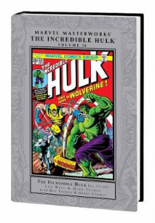 Marvel Masterworks: The Incredible Hulk Vol. 10: Volume 10 av Len Wein og Roy Thomas (Innbundet)