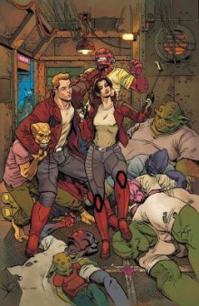 Legendary Star-Lord Vol. 4: Out of Orbit: Vol. 4 av Sam Humphries (Heftet)