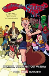Omslag - The Unbeatable Squirrel Girl Vol. 3: You Really Got Me Now