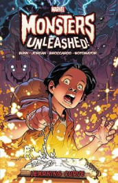 Monsters Unleashed Vol. 2: Learning Curve av Andrea Broccardo, Cullen Bunn og Justin Jordan (Heftet)