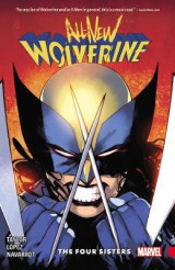 Omslag - All-new Wolverine Vol. 1: The Four Sisters