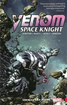 Venom: Space Knight Vol. 2: Enemies and Allies: Vol. 2 av Robbie Thompson (Heftet)