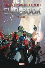 Omslag - Marvel Cinematic Universe Guidebook: the Avengers Initiative: Volume 1