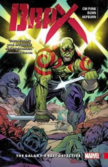Drax Vol. 1: The Galaxy's Best Detective av Cullen Bunn og C.M. Punk (Heftet)