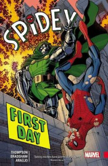 Spidey Vol. 1: First Day: Vol. 1 av Robbie Thompson (Heftet)