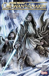 Omslag - Star Wars: Obi-WAN and Anakin