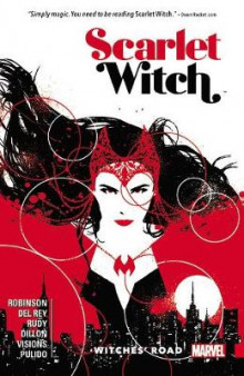 Scarlet Witch Vol. 1: Witches' Road av James Robinson (Heftet)