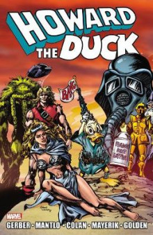 Howard the Duck: the Complete Collection Vol. 2: Vol. 2 av Marv Wolfman, Steve Gerber og Mary Skrenes (Heftet)