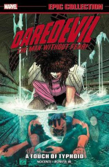 Daredevil Epic Collection: A Touch of Typhoid av Ann Nocenti (Heftet)