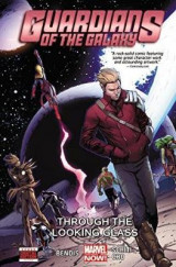 Omslag - Guardians of the Galaxy Volume 5: Through the Looking Glass