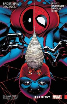 Spider-man/deadpool Vol. 3: Itsy Bitsy av Gerry Duggan og Joe Kelly (Heftet)