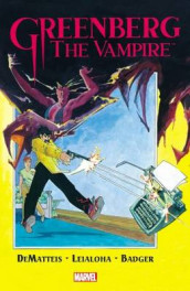 Greenberg The Vampire av J.M. Dematteis (Heftet)