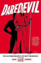 Omslag - Daredevil Volume 4: The Autobiography of Matt Murdock