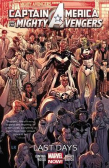 Captain America & the Mighty Avengers Volume 2: Last Days av Al Ewing (Heftet)