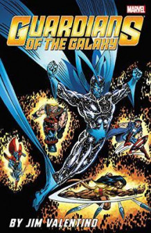 Guardians of the Galaxy Volume 3: Volume 3 av Jim Valentino (Heftet)
