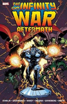 Infinity War Aftermath av Jim Starlin og Mark Gruenwald (Heftet)