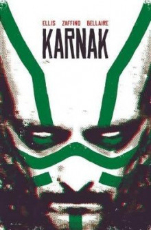 Karnak: The Flaw in All Things: Flaw in All Things Vol. 1 av Warren Ellis (Heftet)