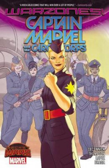 Captain Marvel & the Carol Corps av Kelly Sue DeConnick (Heftet)