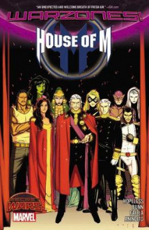 House of M: Warzones! av Dennis Hopeless (Heftet)