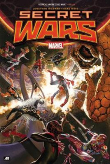 Secret Wars av Jonathan Hickman (Heftet)