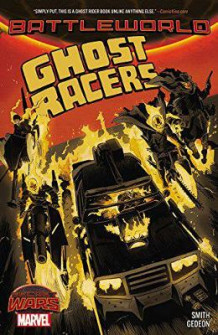 Ghost Racers av Felipe Smith (Heftet)