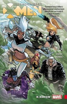 Extraordinary X-Men Vol. 1: X-Haven: Volume 1 av Jeff Lemire (Heftet)
