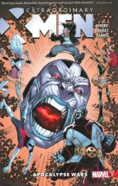 Extraordinary X-men Vol. 2: Apocalypse Wars av Jeff Lemire og Rick Remender (Heftet)