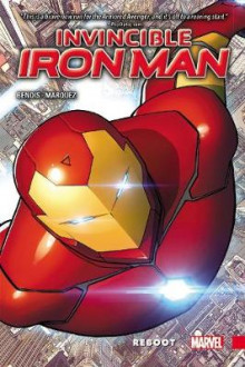 Invincible Iron Man Vol. 1: Reboot av Brian Bendis (Heftet)