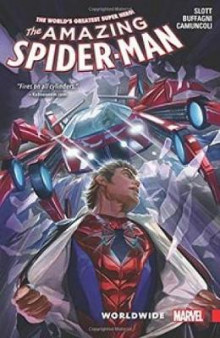 Amazing Spider-Man: Worldwide Vol. 3: Volume 3 av Dan Slott (Heftet)