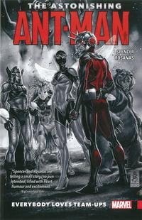 Astonishing Ant-Man Vol. 1: Everybody Loves Team-Ups: Vol. 1 av Nick Spencer (Heftet)