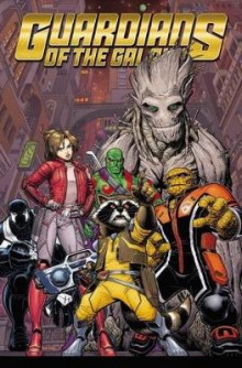 Guardians of the Galaxy: New Guard Vol. 1: Emporer Quill: Vol. 1 av Brian Bendis (Heftet)