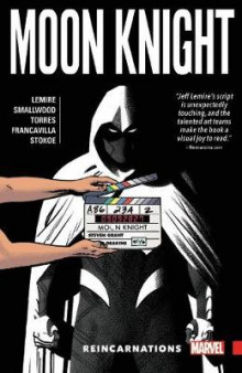 Moon Knight Vol. 2: Reincarnations av Jeff Lemire og Doug Moench (Heftet)