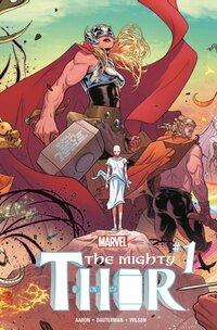 Mighty Thor Vol. 1: Thunder in Her Veins av Jason Aaron (Heftet)