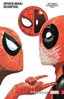 Spider-man/deadpool Vol. 2: Side Pieces av Scott Aukerman, Gerry Duggan og Penn Jillette (Heftet)