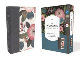 Omslag - NIV The Woman's Study Bible [Blue Floral]