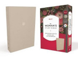 Omslag - The NKJV, Woman's Study Bible, Cloth over Board, Cream, Full-Color